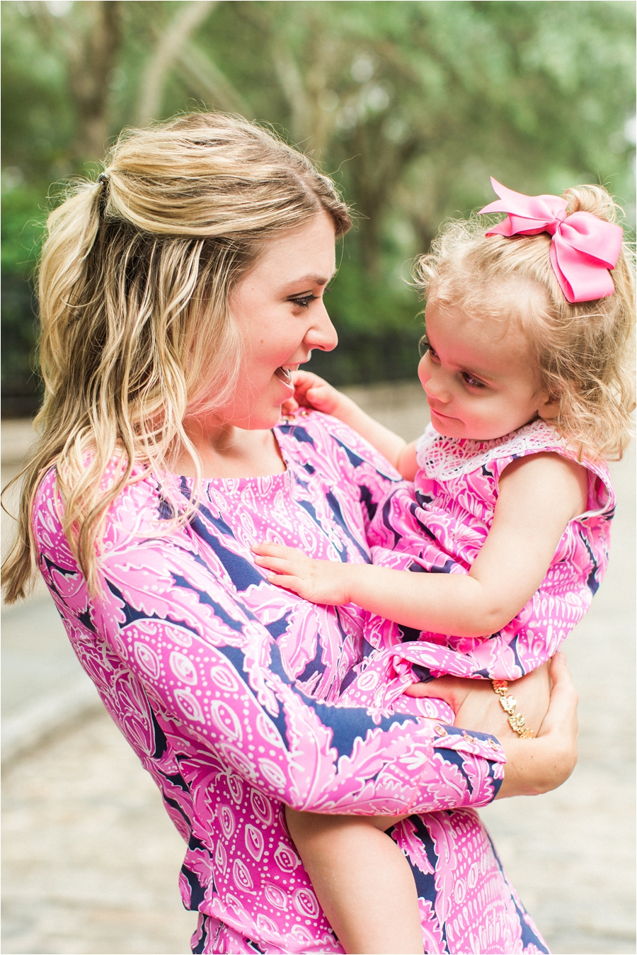 lilly pulitzer southern family session in charleston south carolina by charlottesville photographer, amy nicole photography_0009