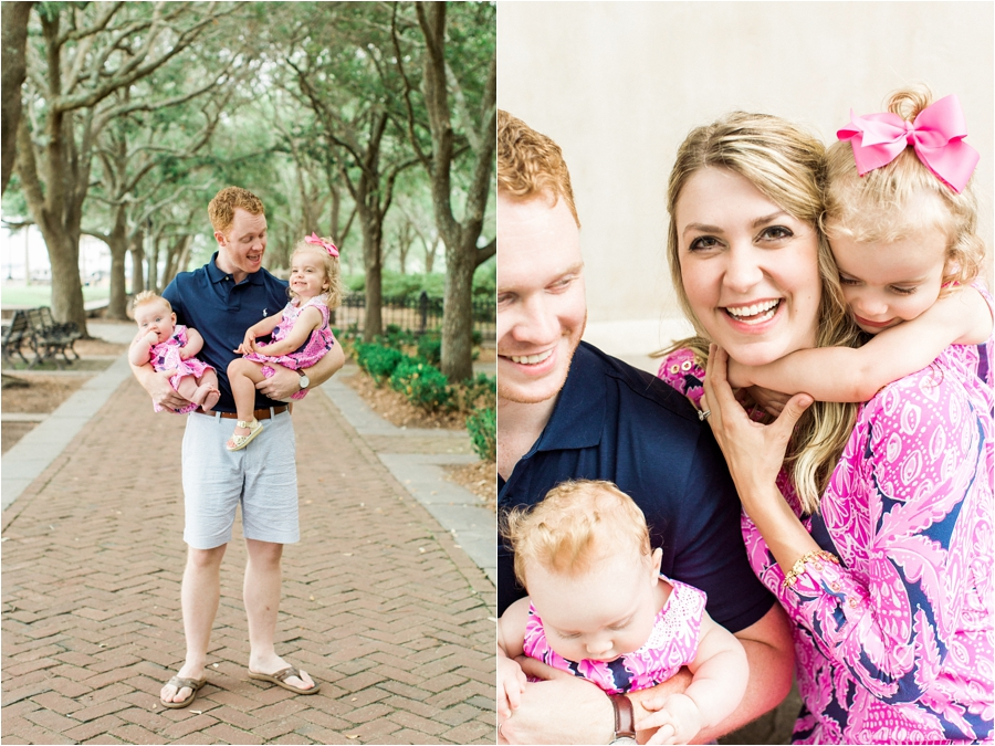 lilly pulitzer southern family session in charleston south carolina by charlottesville photographer, amy nicole photography_0012