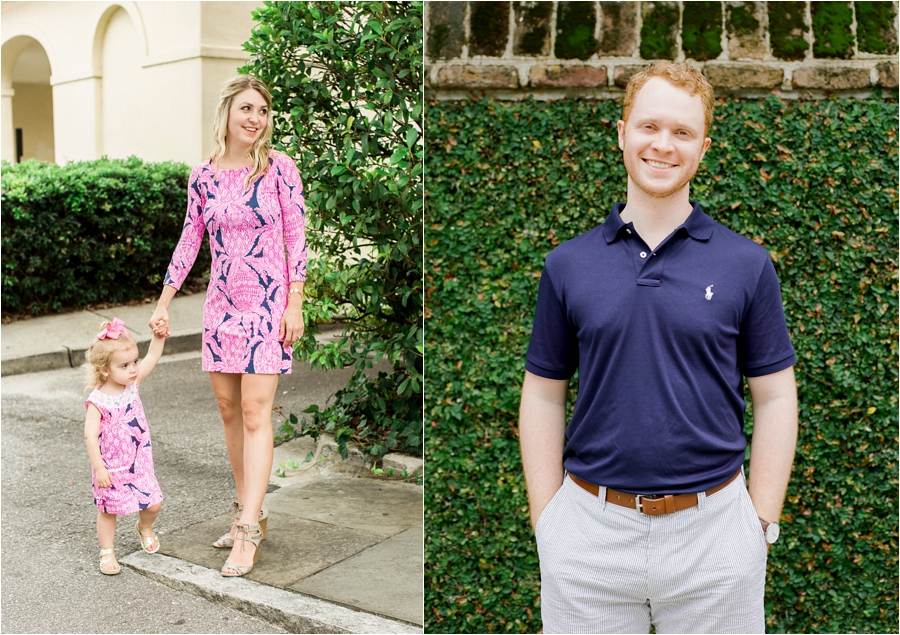 lilly pulitzer southern family session in charleston south carolina by charlottesville photographer, amy nicole photography_0023