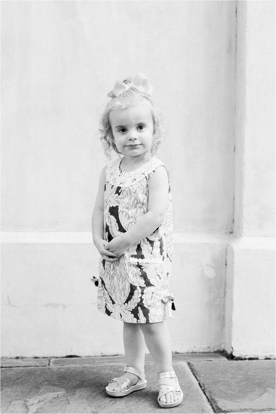 lilly pulitzer southern family session in charleston south carolina by charlottesville photographer, amy nicole photography_0025