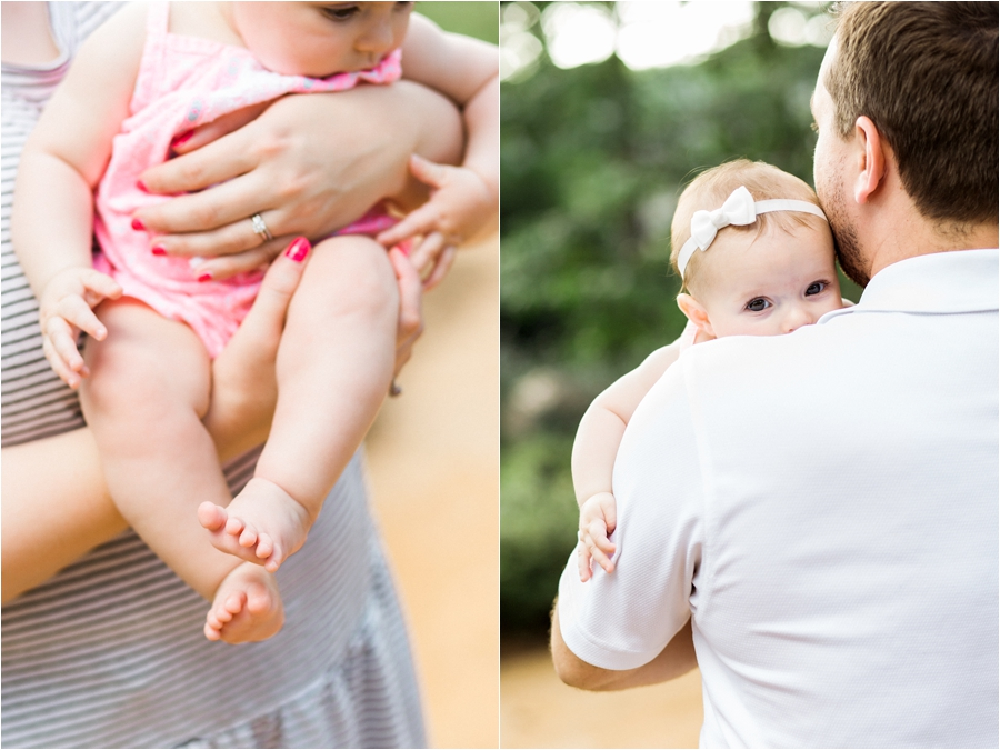 milestones baby 6 month session at garden in raleigh by charlottesville, va family photographer, amy nicole photography_0017