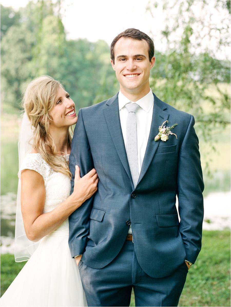 Summer Wedding at Big Spring Farm
